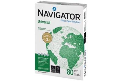 Navigator Universal papier d'impression ft A4, 80 g, paquet de 500 feuilles